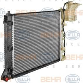 Радиатор BEHR BH 8MK 376 721-381 АКЦИЯ