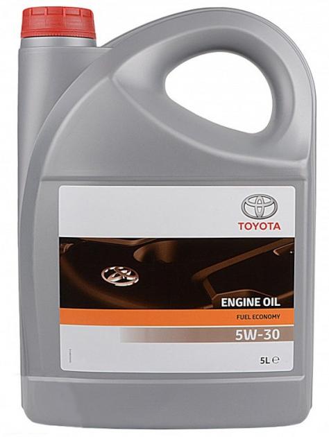 Toyota Fuel Economy 5W-30
