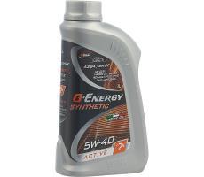 Масло G-ENERRGY 5W40 SN/CF 1л Synthetic Active