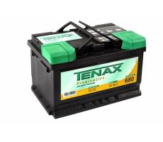 Аккумулятор TENAX 74Ah 680A TE-H6-1 ( - + )