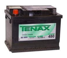 Аккумулятор TENAX 56Ah 480A TE-H5-2 ( - + )
