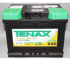Аккумулятор TENAX 60Ah 540A TE-H5-1 ( - +)