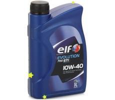 Масло моторное ELF 10W40 1L EVOLUTION 700 STI (201555)